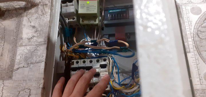 кто платить за замену счетчика электричества?